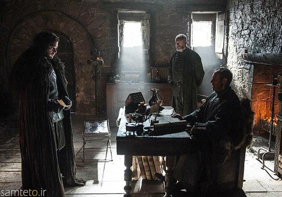 کیت هَرینگتون,جان اسنو,فصل پنج game of thrones,بازی تاج و تخت,عکس بازیگران game of thrones