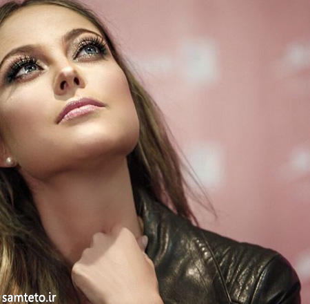 وانسا پاپنکوته Vanessa Huppenkothen ,عکس دوست دختر کریستین رونالدو